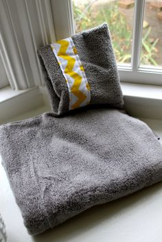 DIY Hooded Baby Towel Part 2   Prudent Baby. Must make a few of these! So much better than the store bought hooded towels. Works great for toddlers!