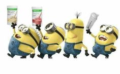 herbalife minions | HERBALIFE= FUN, SIMPLE, MAGICAL! NUTRITION FOR A BETTER LIFE! ASK ME ...