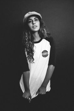 #brixton Friday Feature; Ali in the Brood hat and Chamber II baseball tee