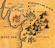 Fantasy mapping tutorial.