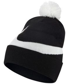 Nike Men s Exploded Swoosh Pom Pom Beanie Men - Hats 33f8dbcf5