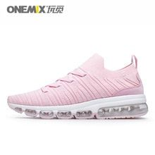 dfd65f8a4c ONEMIX sports shoes women pink running sneakers outdoor jogging shoes shose  women air cushion outdoor sneakers