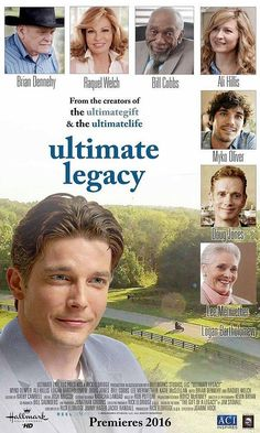 The Ultimate Legacy (TV Movie 2015)