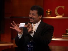 Neil deGrasse Tyson says the manned space program is the force that inspires people to become scientists in the first place.