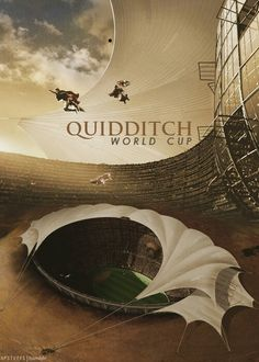 Quidditch..