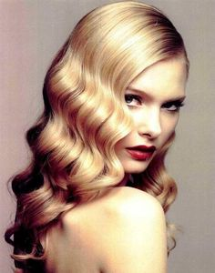 Those Marlin Monroe kind of stylish vintage curls and waves have made a huge comeback this season. It is an ideal look for a cocktail party, wedding or a ...