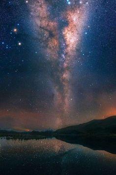 Cosmos, Lake Tekapo, Galaxy Art, Dark Night, Nocturne, Photos Du, Milky Way, Stargazing, Landscape Photography