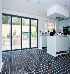 Luxury And Affordable Underfloor Heating System Design Installations
