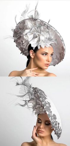 How to Choose Hat for your Body Shape. What to wear to Royal Ascot Find the perfect Mother of the Bride Hat 2020 Grey Wedding Theme, Wedding Hats, Wedding Outfits, Wedding Ideas, Hat For The Races, Mother Of The Bride Hats, Silver Hats, Fascinator Hats, Fascinators