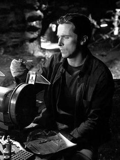 Batman Begins- Christian Bale