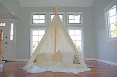 TEEPEE ADULT; adult teepee; adult tepee; boho tent; wedding teepee; wedding backdrop; boho teepee; boho tepee; 8 ft teepee; Evangeline