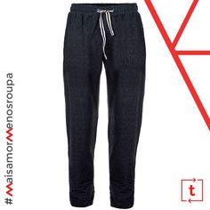 Seja o primeiro a comentar #maisamormenosroupa e pegue emprestado essa calça jogger de moletom (Tam M) da ENKB Menswear por duas semanas. ♻️ Mais info em http://www.trocaria.com.br/mais-amor-menos-roupa