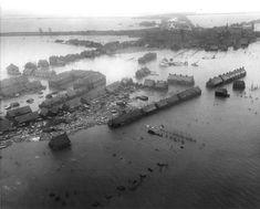 Watersnoodramp 1953 - Watersnood van 1953 - Wikipedia