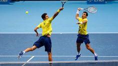 Marcelo Melo/Vasek Pospisil Vs Philipp Kohlschreiber/Dominic Thiem Bnp Paribas Paris Open Atp Tennis