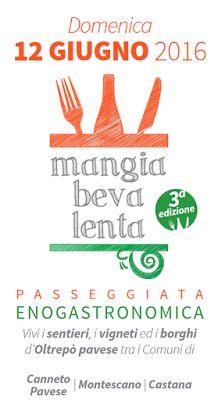 Mangiabevalenta: camminata enogastronomica tra i borghi dell'Oltrepò 12 giugno Oltrepò Pavese