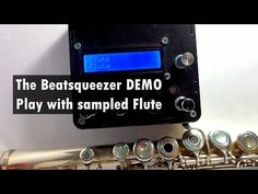 The Beatsqueezer (STM32F4 sampler) #MusicMonday « Adafruit Industries – Makers, hackers, artists, designers and engineers!