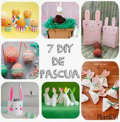 7 manualidades de Pascua para hacer con los niños