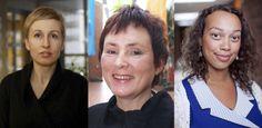 Kjønnsforskarane Cathrine Egeland (t.v.), Berit Gullikstad og Julia Orupabo er delte i synet på Toril Mois kritikk av feministisk teori. (Foto: AFI/Kristin Engh Førde/ISF)