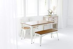 Garden Studio, Office Desk, Dining Bench, Table, Furniture, Home Decor, Desk Office, Decoration Home, Desk