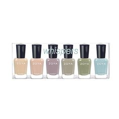 Zoya Nail Polish - 2016 Whispers Collection Sampler from BeautyOfASite   Beauty Products
