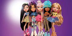 '90s Girls Rejoice: Bratz Dolls Are Back!