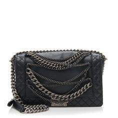 0a956985662 Rent Designer Handbags. Black QuiltShoulder StrapAntique ...