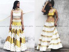 Simple Lehenga Designs for Wedding