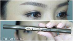 (NEW) Korean Eyebrow Tutorial Step By Step - Jasmine Tam