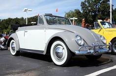 Nice old VW Bug!