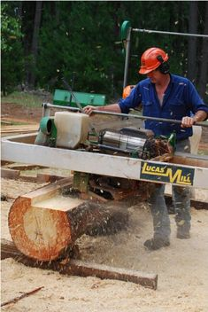 Saw Mill For Sale, Bandsaw Mill, Wood Mill, Wood Lumber, Milling, Gliders, Woodworking Plans, Portable Saw Mill, Wood Effect Worktops