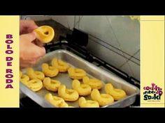 Bolo de Roda - Cozinha prática - Receitas fáceis e simples - YouTube