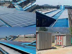 Slideshow : Biggest rooftop solar plant built in Jammu and Kashmir - Katra solar project: Biggest rooftop solar plant built in Jammu and Kashmir - The Economic Times