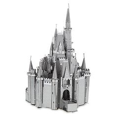 e626c4baef9 Cinderella Castle Metal Earth 3D Model Kit