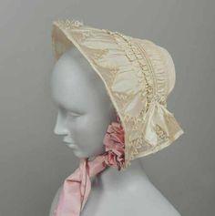 Civil War Bonnet