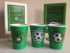 Fiesta de cumpleaños fútbol Soccer party