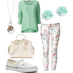 """Perfect Everyday Look"" by chantel-ross on Polyvore"