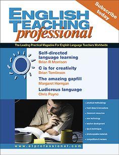 English Teaching professional . Aldizkaria