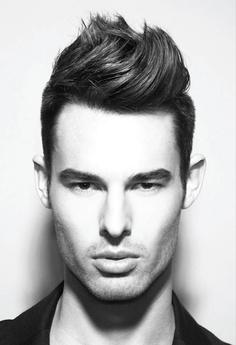 Enjoyable I Love Men39S Hairstyle And Hair On Pinterest Short Hairstyles Gunalazisus