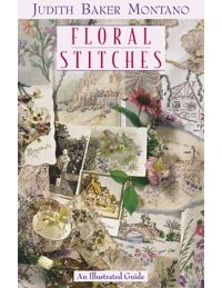Judith Baker Montano: Floral Stitches eBook
