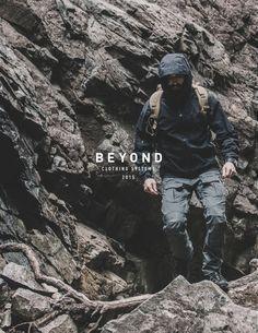 Beyond Clothing 2015 Lookbook Featuring Rudy Reyes