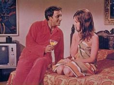 -The Party- with Peter Sellers:  A Snap From The Party