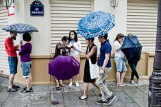 Ballet umbrellas Paris by Yanidel