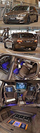 $330K BMW M5 Hurricane RR Wagon Hits 224mph