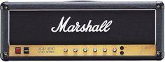 1982 Marshall JCM 800 Lead Series