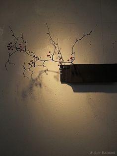 Katsumi Machimura - Wall vase