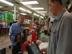Barryton Man Wins $1.35 Million in Lottery Drawing
