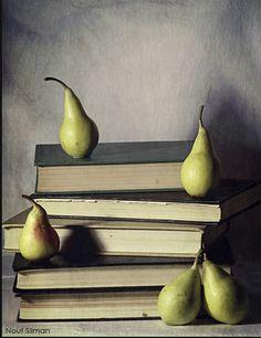 what a pear...