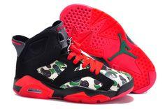 the latest 406fd 6cf11 Buy Inexpensive Nike Air Jordan Vi 6 Retro Womens Shoes Camo Black Green  Red Hot from Reliable Inexpensive Nike Air Jordan Vi 6 Retro Womens Shoes  Camo ...
