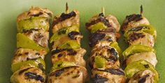 Recipe of the day: Spicy Chicken Skewers - http://www.italianyummy.com/italianyummy/spicy-chicken-skewers/