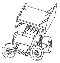 American Metalcraft BZZ95B Rectangular Wire Zorro Baskets Small Black Sprint Car